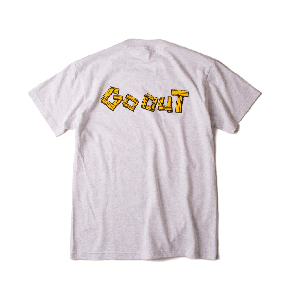 일시품절 4.22 부터 배송예정SPECIAL PRICE ~ 4.28Wood LogoS/S T-Shirts(Ash)