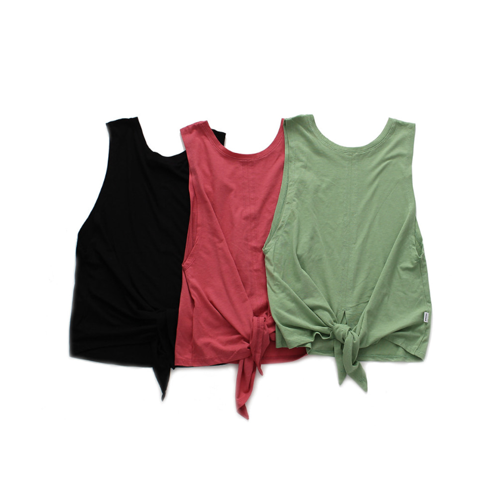 [FOR WOMEN] 투웨이 커버업 슬리브리스 (two-way cover up sleeveless)