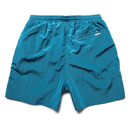 Metal Swim Shorts