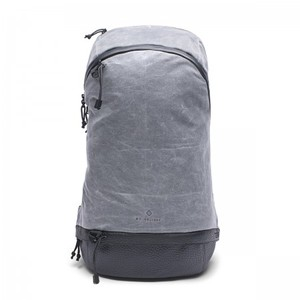 TERG DAYPACK Large Wax Charcoal