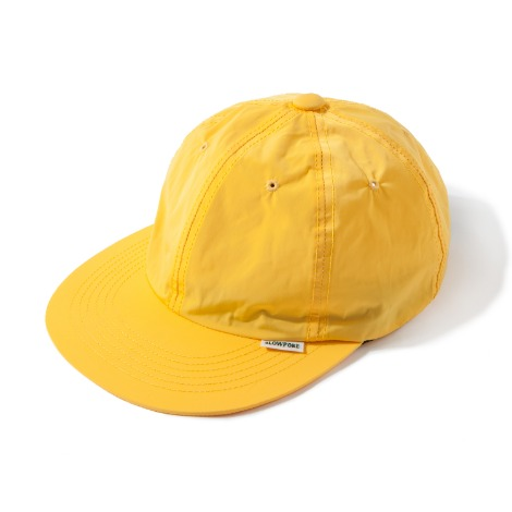 Standard 6-Panel Cap -Yellow-